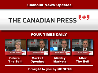 The Canadian Press - Video Updates Four Times Daily