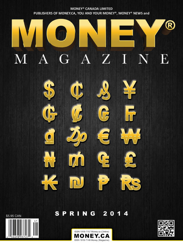 MONEY MAGAZINE FALL 2013
